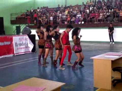 Xxx Mp4 D OneQuetzal Dancer Perfom In GOR Binjai 3gp Sex