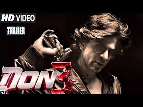 Don 3  Official Trailer   Shahrukh Khan, Priyanka  Deepika padukone  Be Like This FANMADE