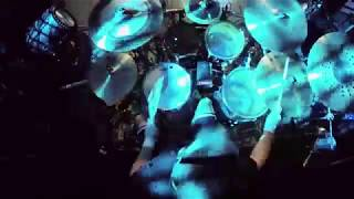Slash N' Roses - You Could Be Mine (Drum Cam)