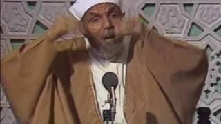 خواطر إيمانية للشيخ محمد متولي الشعراوي - تفسير سورة الفاتحة