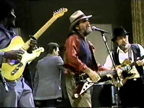 Lonnie Mack, Albert Collins & Roy Buchanan