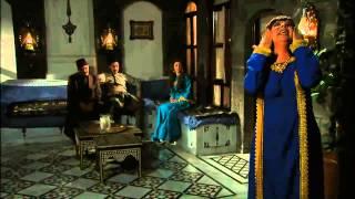 مسلسل زمن البرغوث - الموسم الأول   صفوان اتكشف علي حقيقته في ليلة جوازه