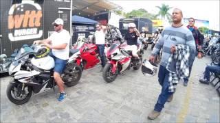 Paranaguá MOTOS 2017 Parte #01 -  O bonde das BMW s1000rr