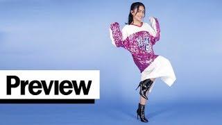 Vivoree Esclito Does The K-Pop Dance Challenge in Heels