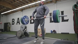 Athletic Training | Bigger Faster Stronger | Olympic Movements