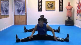 Front Split Tutorial - How to do the Front Splits - Zen Martial Arts Flexibility Training