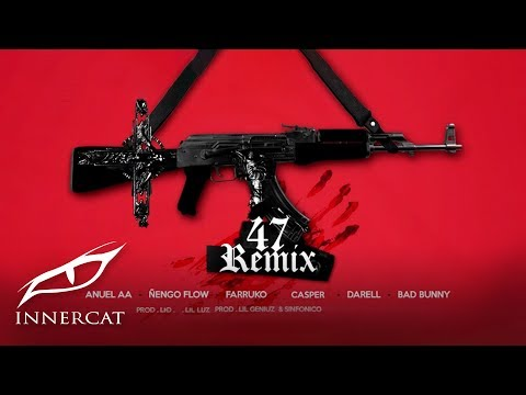 Xxx Mp4 Anuel X Nengo Flow 47 Remix Ft Bad Bunny Darell Farruko Sinfónico Casper Official Audio 3gp Sex