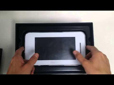 Kenwei touch button video doorphone s702c