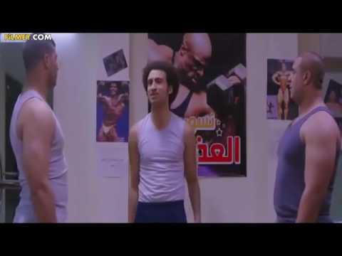 على ربيع فى الجيم ومصطفى خاطر راكبو جن من فيلم حسن وبقلظ هتموت من الضحك مسخره السنين
