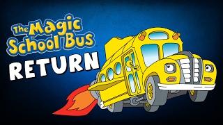 The Magic School Bus is RETURNING!