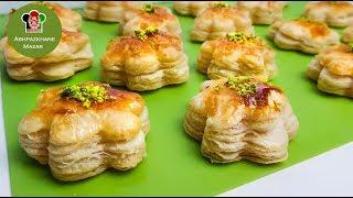 Puff Pastry | خمیر ورقی