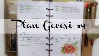Plan Gecesi #4 | Benimle Planlayın ve Çekiliş