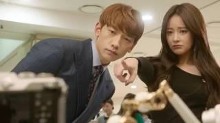 [FUNNY CUT] Rain with Oh yeon seo Comeback Mister