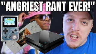 """DreamcastGuy's """"Angriest Rant Ever!""""   The Soulja Boy Game Console"""