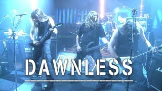 DAWNLESS - Winds Of Fate - (HQ sound live)