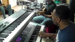 Funkyard Rehearsal