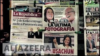 🇵🇪 Peru's election: Media, money and manipulation - The Listening Post (Full)