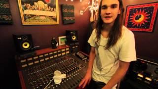 The Maine - 8123 studio tour