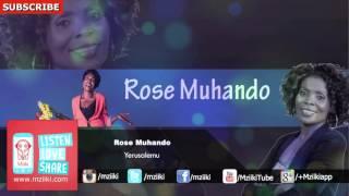 Yerusalemu | Rose Muhando | Official Audio
