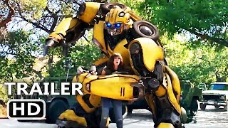 """BUMBLEBEE """"Surrounded by Soldiers"""" Clip Trailer (2018) John Cena Movie HD"""