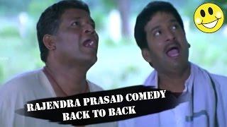 Bhagyalakshmi Bumper Draw Movie Rajendra Prasad Comedy Scenes Back To Back