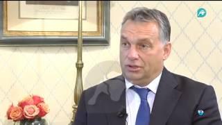 Entrevista En Exclusiva A Viktor Orbán, Primer Ministro De Hungría