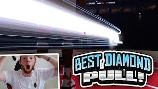 ALL STAR PLUS PACK OPENING! BEST DIAMOND PULL!! (NBA 2K18 MYTEAM)