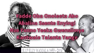 Iryn Namubiru   Talanta 2014 Elly Wamala Lyrics