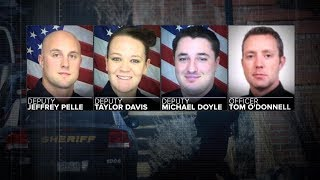 New developments in Colorado ambush targeting police officers