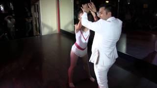 Show David Gomez & Celine Trimbour Bachata