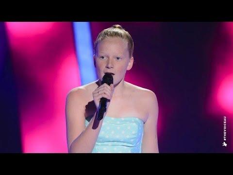 Ellie Sings Try | The Voice Kids Australia 2014