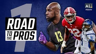 Rashaan Evans: Road to the Pros | Part One