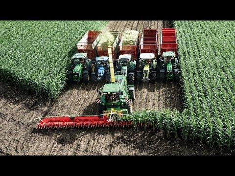 El cabezal de cosechadora más grande del mundo