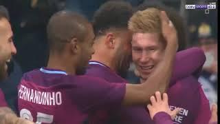 أهداف مباراة كارديف سيتي ومانشستر سيتي 0-2 - تعليق يوسف سيف - 2018-01-28