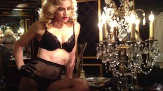 Madonna - Justify My Love - No Filter (MDNA Tour Backdrop)