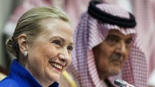 OOPS! CLINTON FOUNDATION ADMITS THEY TOOK $1 MILLION {BRIBE} FROM QATAR AND FORGOT TO TELL THE GOV
