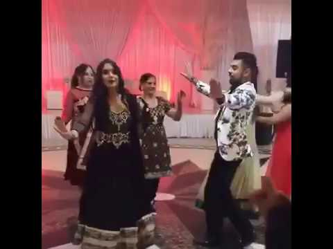 Beautiful Afghan Sikh brother & sister dance