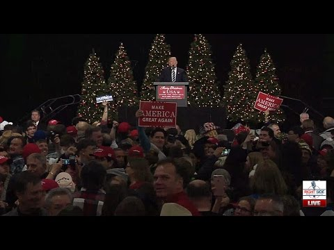 LIVE Stream: President-Elect Donald Trump Rally