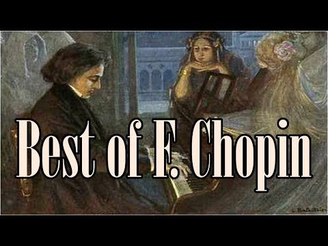 🎼 Best of Chopin piano Classical Music for relaxation The best piano music