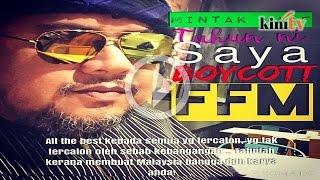 Afdlin Shauki boikot FFM