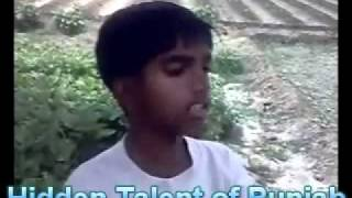 Aaj Bare Chira Bad Master Saleem   By Hidden Talent of Punjab   YouTube