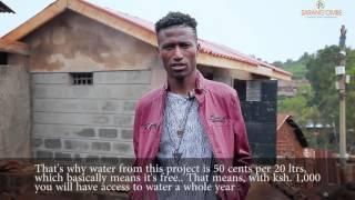 OCTOPIZZO - Maji Mtaani Kibera  Project [ItsNambaNaneTV]
