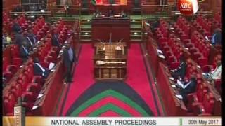 President Kenyatta signs 2017 Finance Bill
