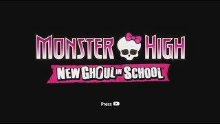 Twitch Livestream | Monster High: New Ghoul in School [Xbox 360]