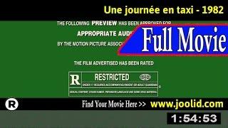 Watch: Une journée en taxi (1982) Full Movie Online