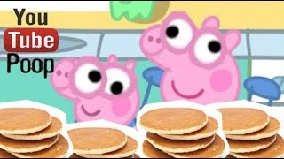 YTP (Clean) - Peppa's Alternate Dimension Pancake Adventure™!!