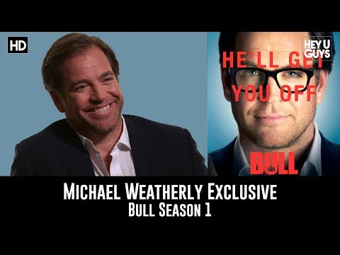 Xxx Mp4 Michael Weatherly Exclusive Interview Bull Season 1 3gp Sex