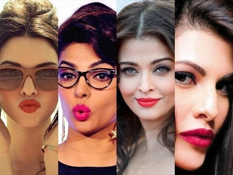 The 10 Most Beautiful Lips in Bollywood!