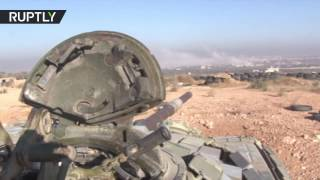 Syrian Army on assault to retake opposition-held Tariq al-Bab in E Aleppo