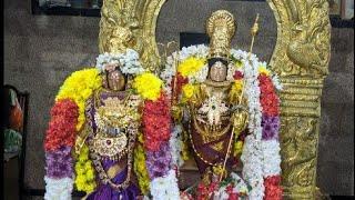 Andal Rangamannar Avatharothsavam Purappadu